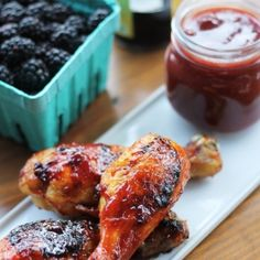 BBQ Chicken with Homemade BBQ Sauce for your Sunday Football Tailgate. These 6 recipes are sure to be crowd-pleasers at your next Sunday football party. Play Video
