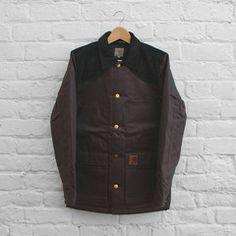 Carhartt Shelter Coat Prune Black