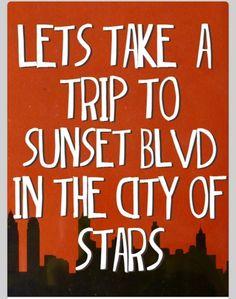 Sunset boulevard by Emblem3