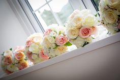 Handmade bouquets by Emma Hall Designs