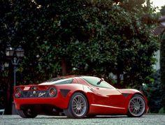 Beautiful Alfa Romeo concept