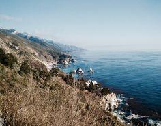 Es gibt Orte auf der Welt, die so schön sind, dass man es kaum beschreiben kann. Der Highway 1 entlang der Küste Kaliforniens ist so ein Ort.