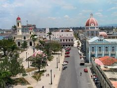 Cienfuegos, Cuba ... One day, I will visit you again.