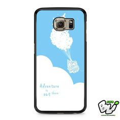 Adventure Is Out There Balloon Samsung Galaxy S7 Case