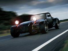 2005 Caterham Seven CSR 260 Specs, Top Speed & Engine Review