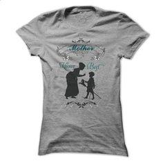 MOTHER KNOWS BEST T-SHIRT - #novio gift #mens shirt