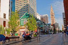 denver 16th street mall - Google Search