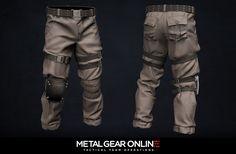 ArtStation - Metal Gear Online, John Gotch