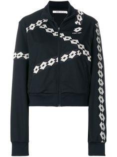 DAMIR DOMA . #damirdoma #cloth # Black And White Logos, Damir Doma, Print Jacket, Adidas Jacket, Hooded Jacket, Prints, Jackets, Stuff To Buy, Shopping