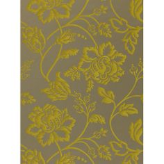Avellino - Harlequin Wallpapers - A large scale floral design with a grainy etched effect. Available in 8 colours. Please note wide width. Shown here in lime green on a metallic silver gold. Please ask for sample for true colour match. Harlequin Wallpaper, Fabric Wallpaper, Wall Wallpaper, Pattern Wallpaper, Green Lounge, Stunning Wallpapers, Fashion Wallpaper, Wallpaper Online, Roman Blinds