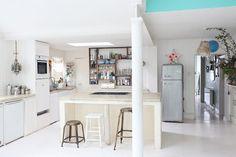 vivienda londres estilo rústico nórdico estilo boho decoración interiores decoración en blanco decoración colores country style decor casa de campo bohemian house