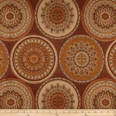 Robert Allen Promo Upholstery Colony Hill Tuscan Fabric