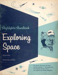 Highlights Handbook — Exploring Space (1964)