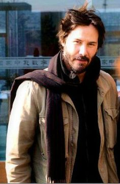 Mr. Keanu Reeves..love this picture ❤