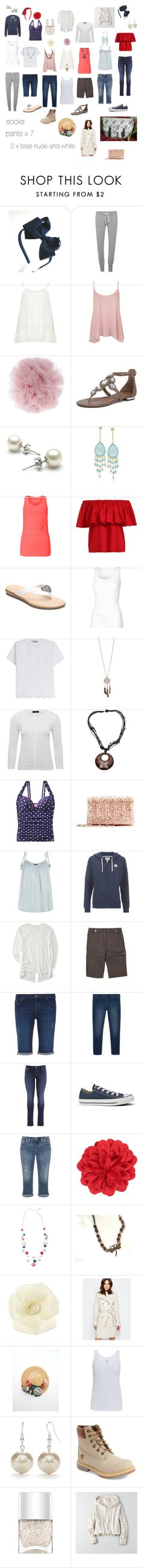 """""""hols"""" by claireefordham ❤ liked on Polyvore featuring Converse, Zizzi, WearAll, Fleur du Mal, Diana Ferrari, Ross-Simons, Ted Baker, Aerosoles, Fat Face and Valentino"""