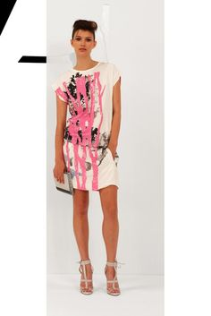 Diane von Furstenberg | Resort 2013 Collection | Vogue Runway