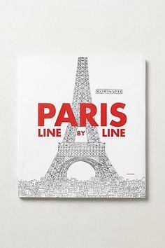 Paris: Line By Line
