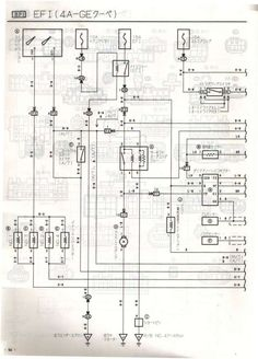 18+ Toyota 4Age Engine Wiring Diagram - Engine Diagram - Wiringg.net Toyota, Sheet Music, Engineering, Diagram, Age, Technology, Music Sheets