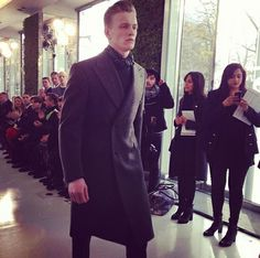 Richard James, Fall 2014 London Collections: Men, Day 2