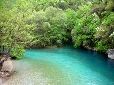 Aoos river, Zagori, Epirus