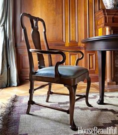 Surrey Arm Chair from the Michael S Smith Collection | Baker Furniture