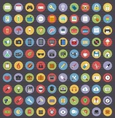 Creative market icons