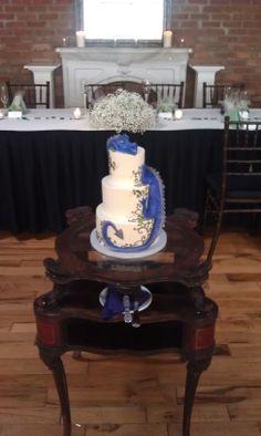 Dragon Wedding cake by Shannon Pilarski