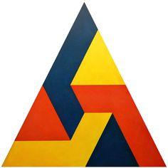 Triangle Suite No 4, 1972