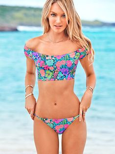 Say it with flowers. / Victoria's Secret Swim 2014