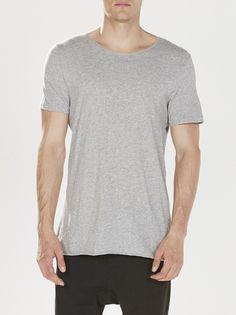 slim basic t.shirt