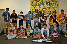 Art-in-Action 2014: Summer Camp Week 4