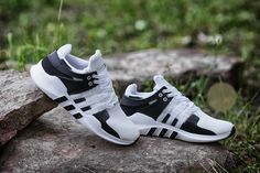 Мужские Adidas Equipment EQT RNG Guidance цвет: черный, белый