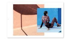 Missoni, Spring, Polaroid Film