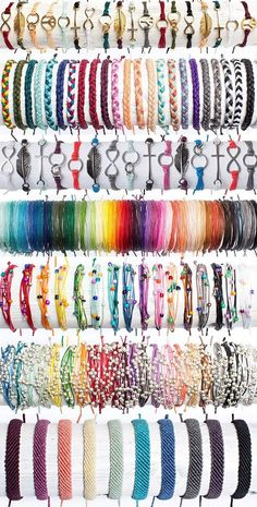 so many to choose from! Use my code NATJULIAN07 to get 20% off with free shipping of your entire purchase!! just go to www.puravidabracelets.com!