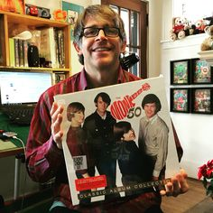 Monkees Colored Vinyl Box Set!!!! ❤️ #themonkees #monkees #davyjones #mikenesmith #petertork #mickydolenz www.johnpauldehaas.com