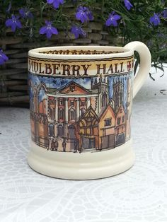 All the way from York to Holland (front) - Mulberry Hall