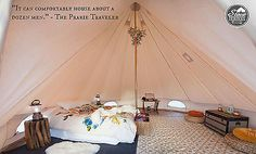 Outdoor & Indoor design at it's finest - By Stout Tent