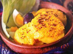 También llamada quinua a la huancaina, tiene un agradable sabor y textura que le proporciona la quinua