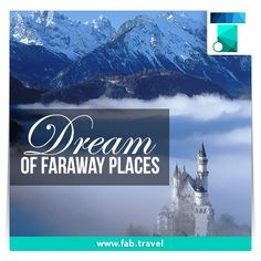 #TravelFabulously  Travel around the #World and turn your #Dreams into reality.