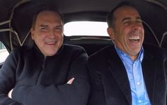 On the latest Comedians in Cars Getting Coffee, Jerry Seinfeld and his rusty Porsche pick up Norm Macdonald for some rainy day conversation.