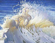 Translucence #2 by Jim Karlovich, 24 x 30, Oil
