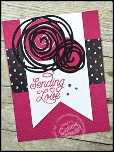 Stampin' Gals Gone Wild Weekend Challenge for September 30, 2016 - check it out at www.SimplySimpleStamping.com