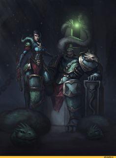 Alpha Legion,Warhammer 40000,warhammer40000, warhammer40k, warhammer 40k, ваха, сорокотысячник,фэндомы,fallen sister,Andrei Kiselev