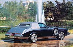 1980 Cadillac Seville Opera Coupe