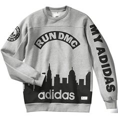 Adidas Suéter Run DMC   Adidas Mexico.