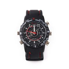 Mini Gadgets Inc. WP-Watch-DVR Covert Water Proof Watch Camera DVR $21.96