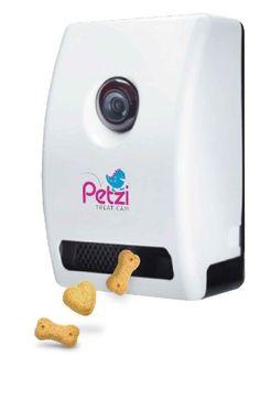Petzi Treat Cam: Wi-Fi Pet Camera & Treat Dispenser: Launchpad   Get it here ==> http://amzn.to/29AsBXE *affiliate disclosure on board description*