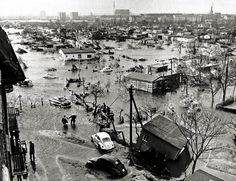 Dokumentation: ZDF-History: Sturmflut in Hamburg - Die wahre Geschichte ...