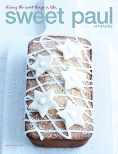 Sweet Paul magazine winter/2011 #craft #design #food #handmade #recipes #free