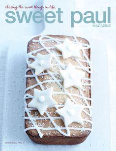 Sweet Paul magazine winter/2011 #craft #design #food #handmade #recipes #free